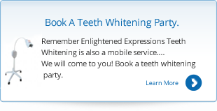 teeth whitening part button